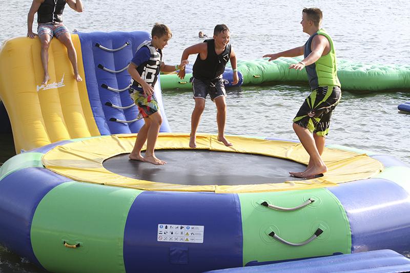 Aquapark Pécs - Central Wakeboard Park