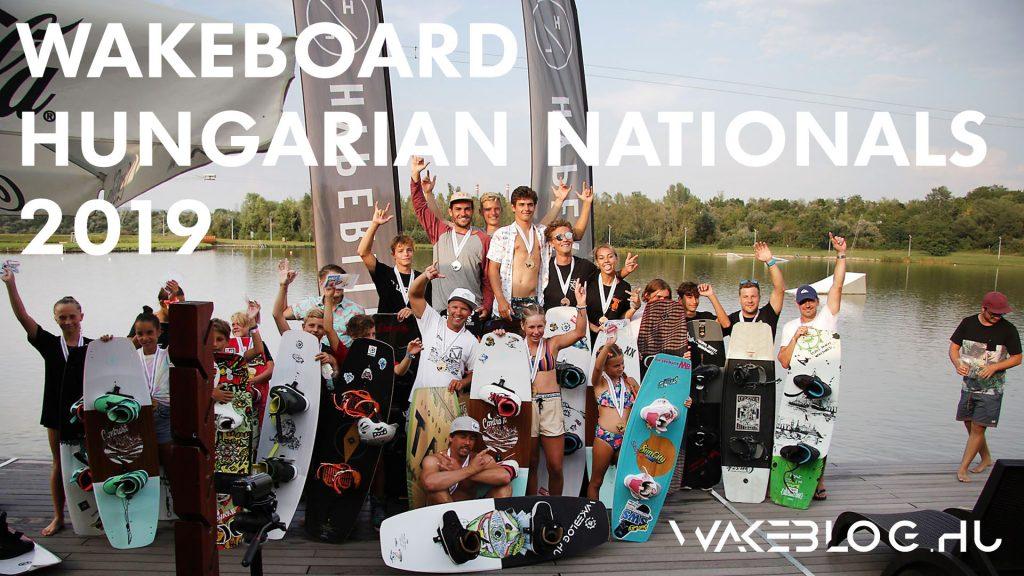 Wakeboard Magyar Bajnokság Eredmények 2019