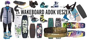 Használt wakeboard