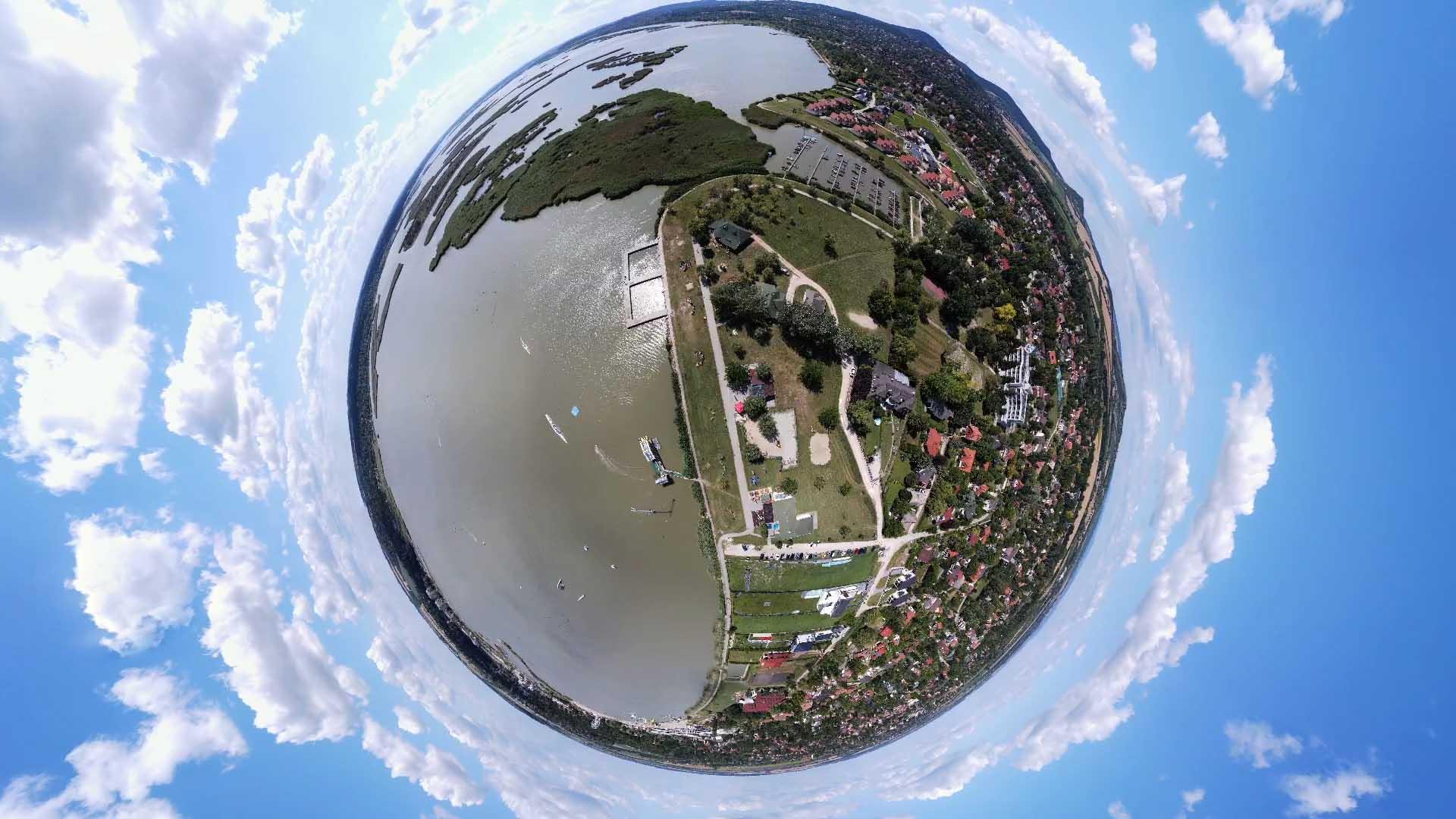 Velencei tó wakeboard pálya