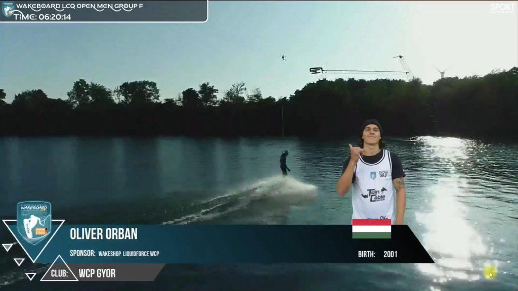 Orbán Olivér bronzérmes az Európa Bajnokságon